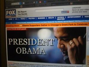 Obama Web
